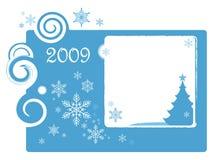 sammansättning för 2 jul stock illustrationer