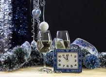 Sammansättning för `en s för jul och för nytt år Royaltyfria Foton
