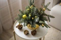 Sammansättning för jul och ferie royaltyfri fotografi