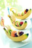 Sammansättning från mogen frukt Arkivfoto