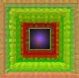 sammansättningsdiagram Arkivfoto