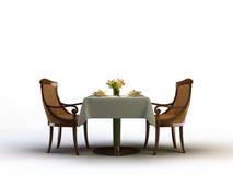 sammansättningsrestaurang Royaltyfri Bild