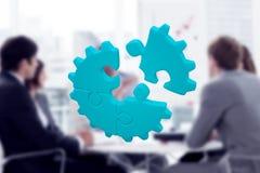 Sammansatt bild av figurs?gcirkeln arkivfoto