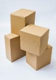 Sammelpacks für Waren und Produkte Lizenzfreie Stockfotos
