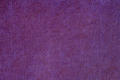 Sammet och lyx Violet Cloth Royaltyfria Bilder