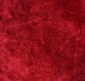Sammetbakgrund, textur, röd färg, dyr lyx, tyg, fotografering för bildbyråer