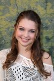 Sammi Hanratty. At Variety's 5th Annual Power Of Youth Event, Paramount Studios, Hollywood, CA 10-22-11 Stock Photography