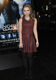 Sammi Hanratty Fotos de Stock