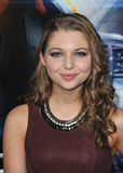 Sammi Hanratty. LOS ANGELES, CA - OCTOBER 28, 2013: Sammi Hanratty at the Los Angeles premiere of Ender's Game at the TCL Chinese Theatre Royalty Free Stock Photography