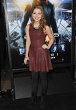 Sammi Hanratty. LOS ANGELES, CA - OCTOBER 28, 2013: Sammi Hanratty at the Los Angeles premiere of Ender's Game at the TCL Chinese Theatre Stock Photos