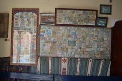 Sammlung Banknoten innerhalb lizenzfreie stockbilder