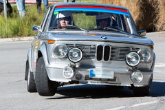 61 Sammlung Costa Brava. FIA European Historic Sporting Rally-Champion lizenzfreies stockbild