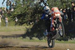 Sammlung Dakar Argentinien Chile 2009 Stockbilder