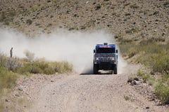 Sammlung DAKAR Argentinien - Chile 2010 Stockfotos