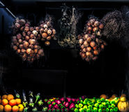 Sammlung frisches Obst und Gemüse Lizenzfreie Stockfotografie