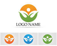 Sammlung Leute-Ikonen im Kreis - Vector Gemeinschaft, Firma, der Stern, Unternehmens, Stockfoto