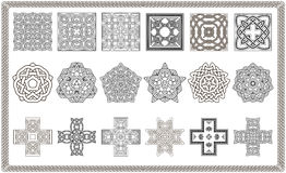 Sammlung Muster für Design 2015 Stockbild
