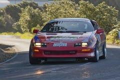 Sammlung Neuseeland-Targa Stockfoto