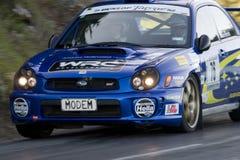 Sammlung Neuseeland-Targa Stockfotos