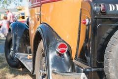 Sammlung Peugeots 201 Stockfotografie