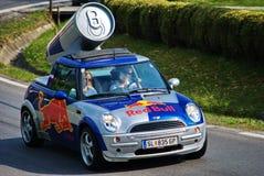 Sammlung Rechberg-Rennen Stockbilder