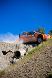 Sammlung von der Türkei. WRC Stockfoto