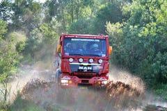 Sammlungmarathon Transorientale 2008 lizenzfreies stockfoto