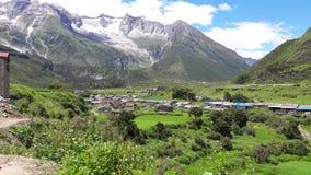 Sammma деревни стоковое изображение rf