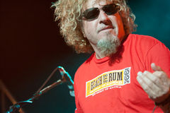 Sammy Hagar Stock Photos