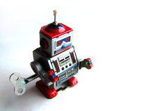 Sammy Roboter Stockfotos