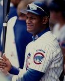 Sammy Sosa Чикаго Cubs Стоковые Фото