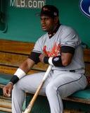 Sammy Sosa, Baltimore Orioles Immagine Stock Libera da Diritti