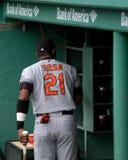 Sammy Sosa, Baltimore Orioles Royalty Free Stock Photo