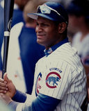 Sammy Sosa Chicago Cubs Stock Foto's