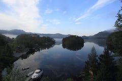 Samnangerfjorden Stock Images