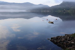 Samnangerfjorden Royalty Free Stock Photography