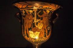 Samniticus amphora Royalty Free Stock Photos