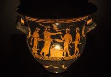 Samniticus amphora Stock Image