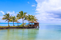 _ Samoa ö Fotografering för Bildbyråer