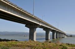 Samoa Bridge Royalty Free Stock Images