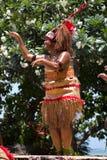 Samoański Princess Zdjęcia Royalty Free