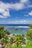 Samoa tropical Fotos de archivo libres de regalías