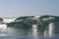 Samoaische Welle Lizenzfreie Stockfotografie