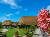 Samoan Resort Stock Photography
