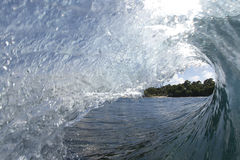Samoan wave2 Stock Photos