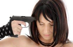 samobójstwo obrazy stock