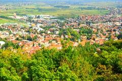 Samobor, destino turístico en Croacia Fotografía de archivo