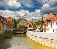 Samobor, Kroatië Royalty-vrije Stock Afbeelding
