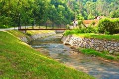 Samobor, Kroatië Royalty-vrije Stock Foto's