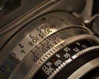 Samocar-Linse Stockfotografie